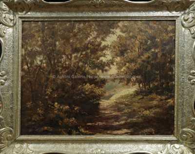 Karel Karas - V lese