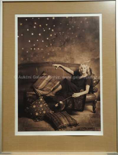 Jan Saudek - Kalendář Medela/2