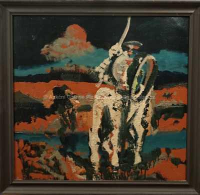 Karel Souček (Bor) - Don Quichotte
