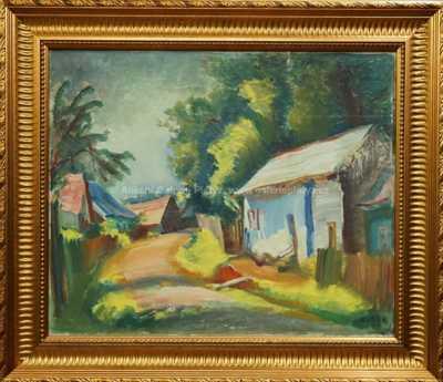 Karel Jílek - Cesta vesnicí