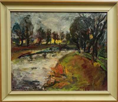 Pavel Vavrys - Stromořadí u řeky