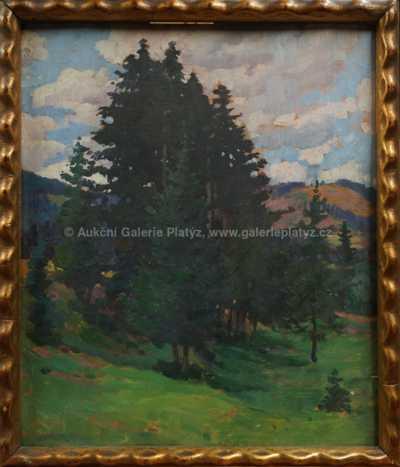 Josef Jelínek - U lesa
