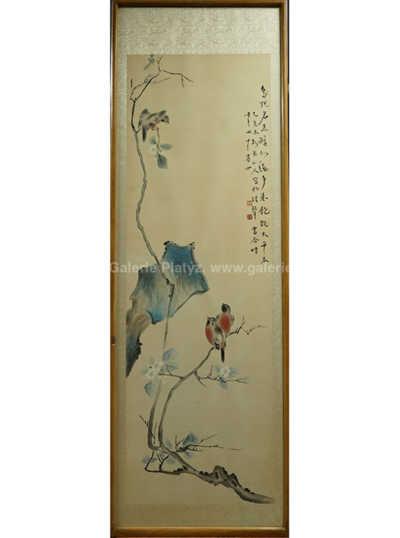 Autor neurčen - Motiv z Číny