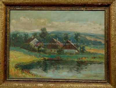 Josef Bino - Podhorská vesnička