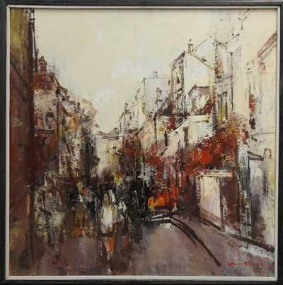 Milan Martinec - Pařížský motiv