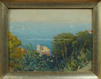 Augustin Mervart - U Neapole