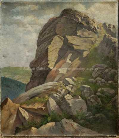 Autor neurčen - Skalnatý vrchol