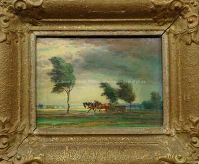 Cyril Jančálek - V bouři