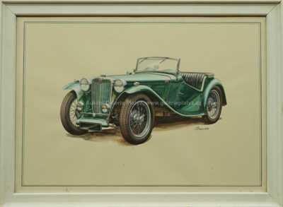 Václav Zapadlík - MG 1936