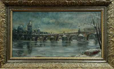 Václav Sivko - Karlův most