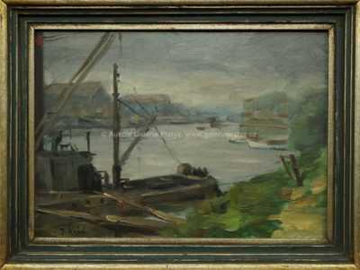 Josef Král - Na řece