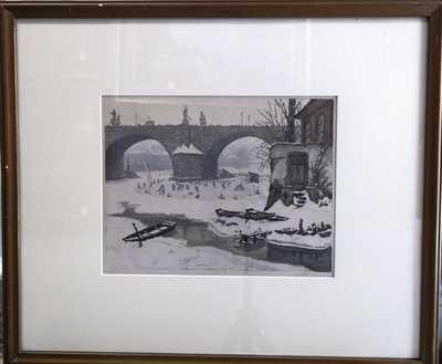 Jaromír Stretti - Zamponi - Kluziště pod Karlovým mostem