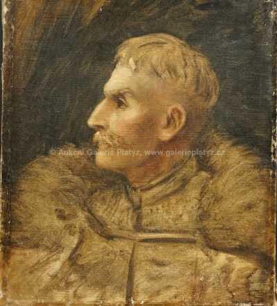 Neznačeno - Portrét muže