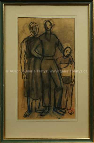 Georges Kars - Návrh plakátu