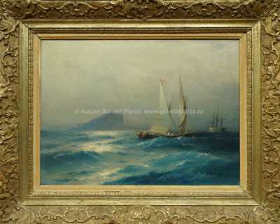 Alexej Vasiljevič Hanzen - Po větru
