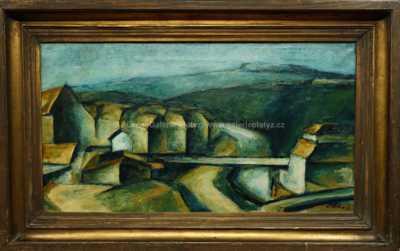 Josef Říha - Nuselské údolí