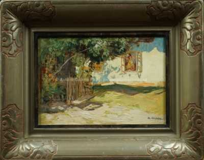 Alois Kalvoda - Rozkvetlé okno