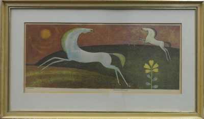 Karel Oberthor - Bílý kůň