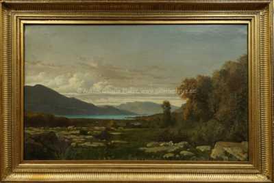 Horace Antoine Fonville - U jezera