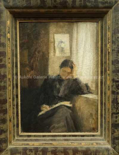 Helena Emingerová - U okna