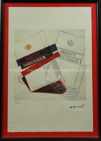Andy Warhol - Ambassador