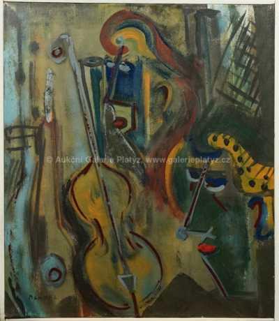 Autor neurčen - Hudební nástroje