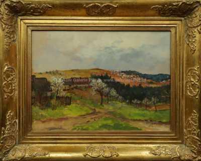 Oldřich Blažíček - Krajina v květu