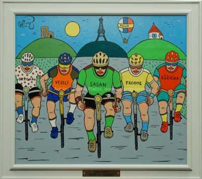 František Ringo Čech - Tour de France