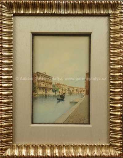 Antonie Brandeisová - Z Benátek
