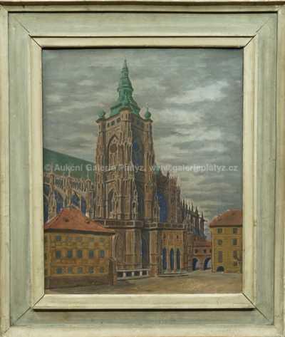 Jaroslav Herbst - Pražský hrad
