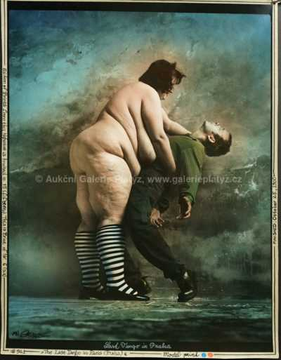 Jan Saudek - The last Tango in Paris (Praha)