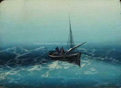 Neznačeno - Rybářská bárka