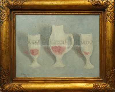 Vladimír Komárek - Sklenky červeného vína