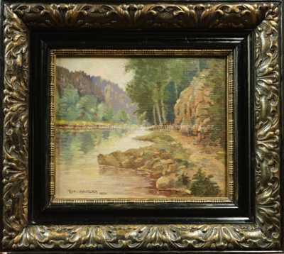 Roman Havelka - U řeky