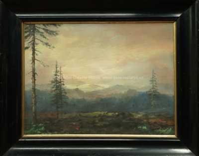 Bohumil Jaroš - Lesní krajina
