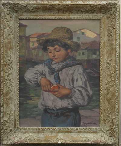 Rudolf Jelínek - Chlapec