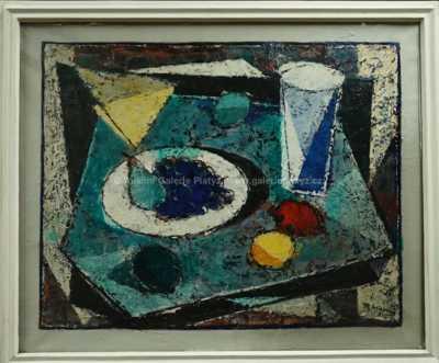 Richard Wiesner - Zelený stůl
