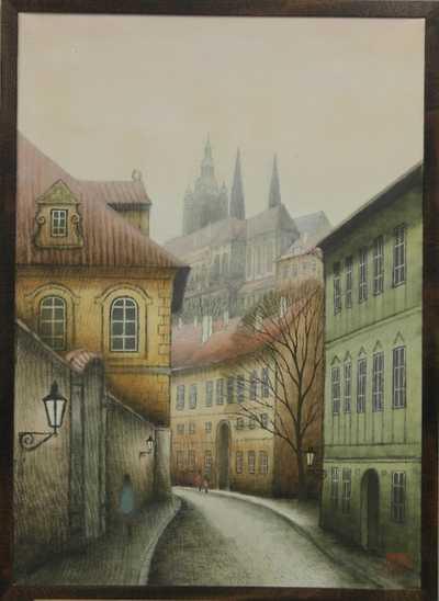 Ivan Svatoš - Valdštejnská ulice
