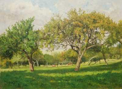 Valére Lefebvre - Letní den