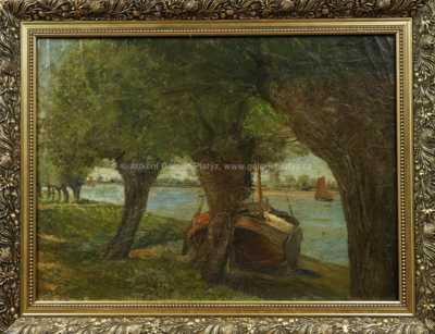 Paul Leduc - Loď na břehu