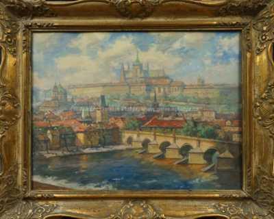 Jaro Procházka - Pražský hrad