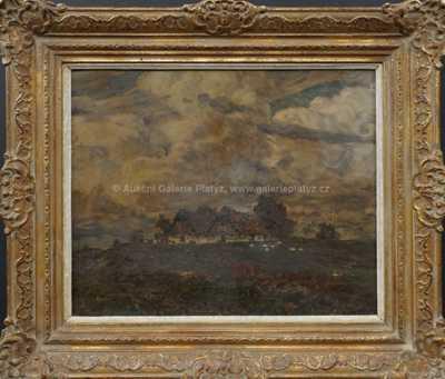 Jan Honsa - Před bouří
