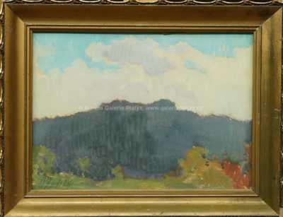 Antonín Hudeček - Lesy