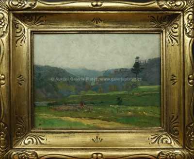 Roman Havelka - Na pastvě u řeky