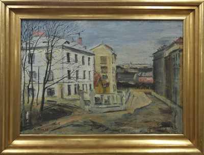 Karel Holan - Ulice Ve Střešovičkách
