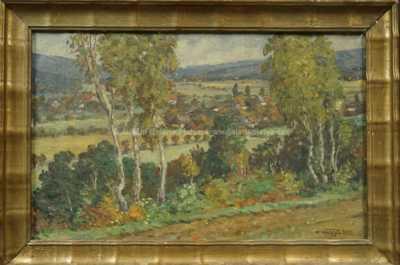 Celestýn Matějů - Podzim