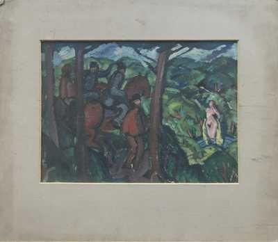 Pravoslav Kotík - Překvapení v lese