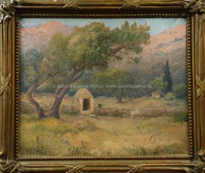 Georges Costeau - Francouzská krajina