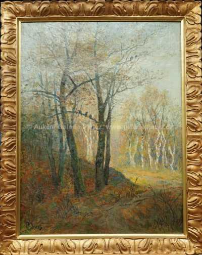 Petr Jaroš - Na kraji lesa