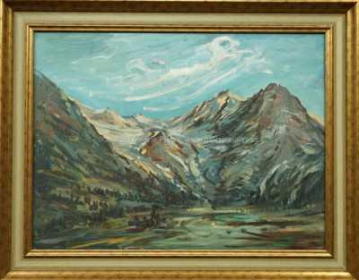 Ernst Huber - Pod horami